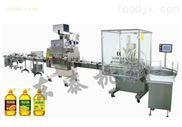 六安全自动玉米油灌装机 大桶油灌装生产线