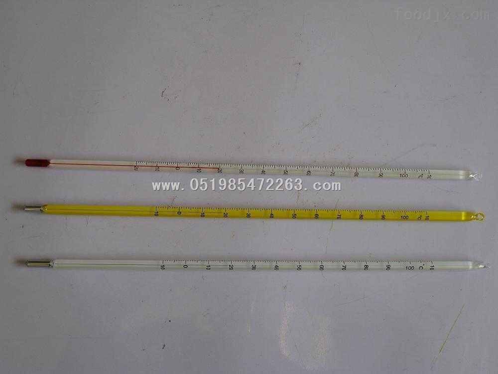 COK5C甲苯蒸馏温度计(100℃~120℃)0.1