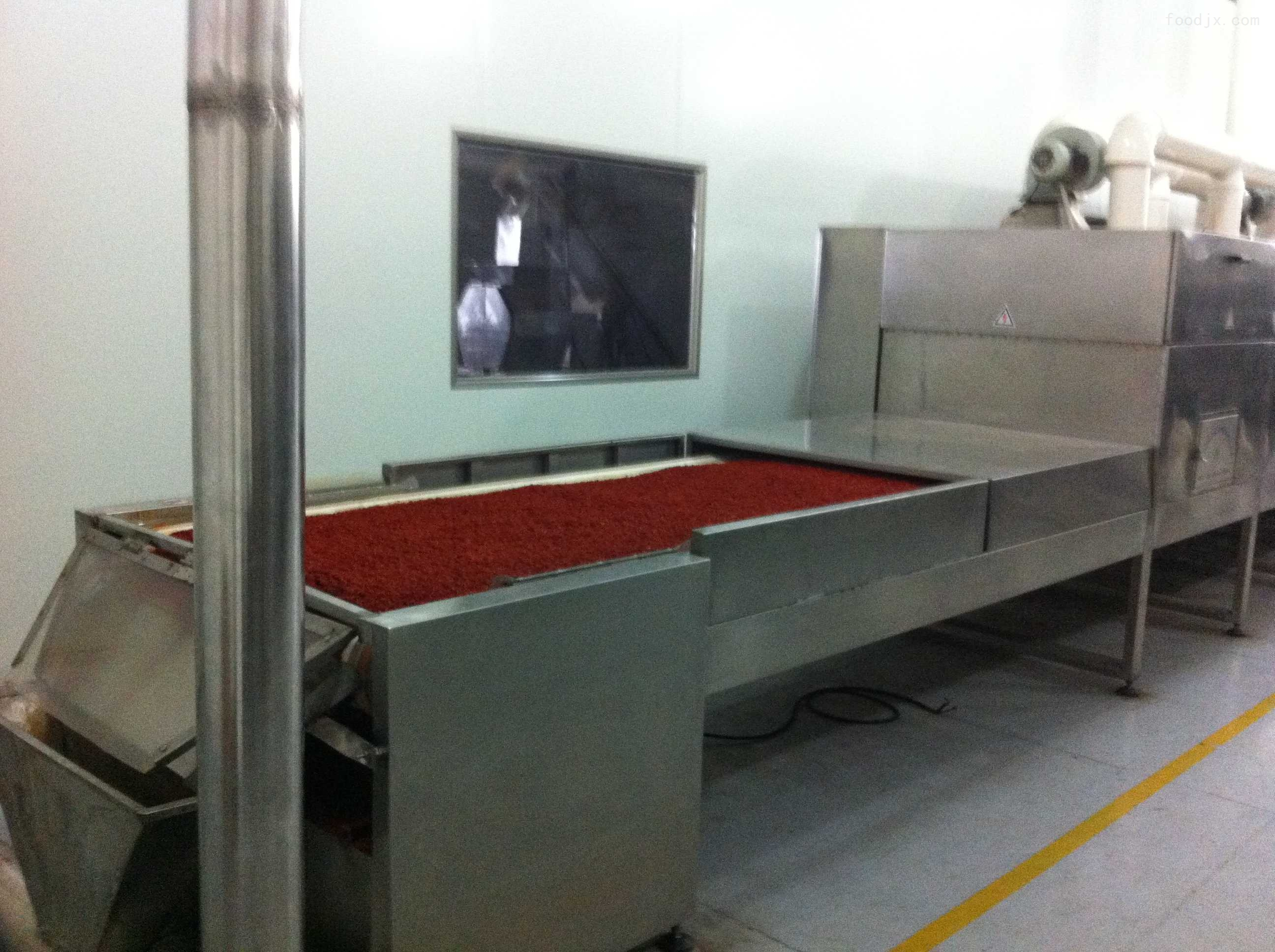 香精香料干燥杀菌设备厂家
