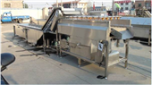 QXJ-6000*专业生产蔬菜清洗线