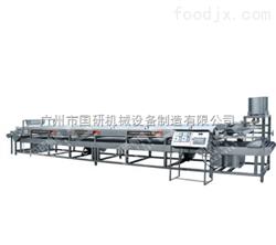 GY-HF系列即食沙河粉生产线
