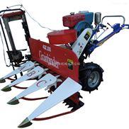 4G100-圣泰生产多功能收割机 手扶四轮拖拉机带动割草机