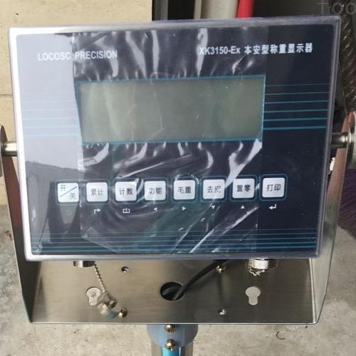 上海防爆电子仪表电子秤仪表显示仪表