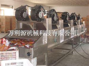 食品风干线,调味菜风干机,带式风干机