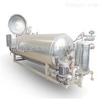 1200-3600高温酵素菌不锈钢杀菌设备