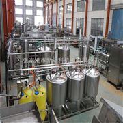 TP--3T碳酸饮料调配线含气饮料混合机