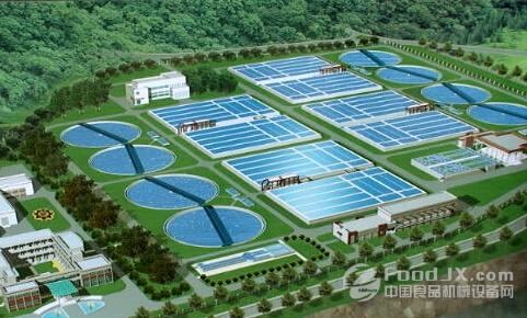 深圳福田污水处理厂年底通水