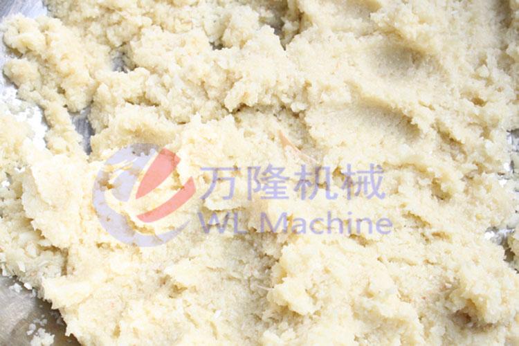 厂家直销不锈钢打蒜蓉机 蒜泥土豆泥打碎机 大型商用姜蓉机 辣椒酱