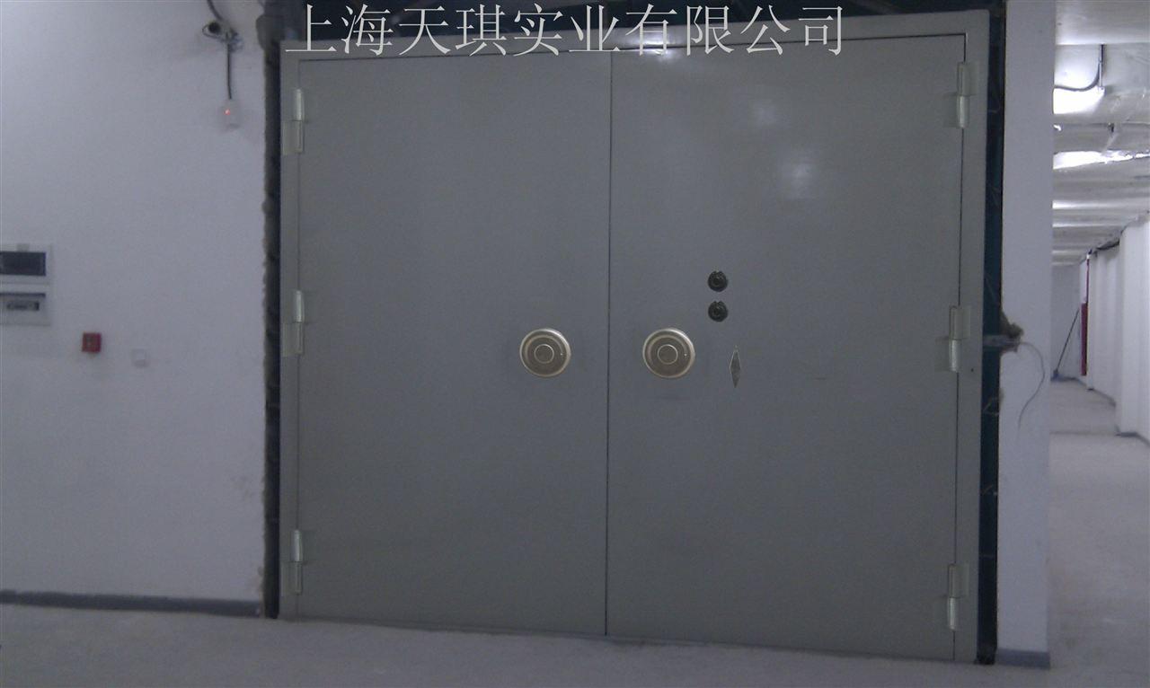 上海天琪金庫門廠家,拼的是產品質量