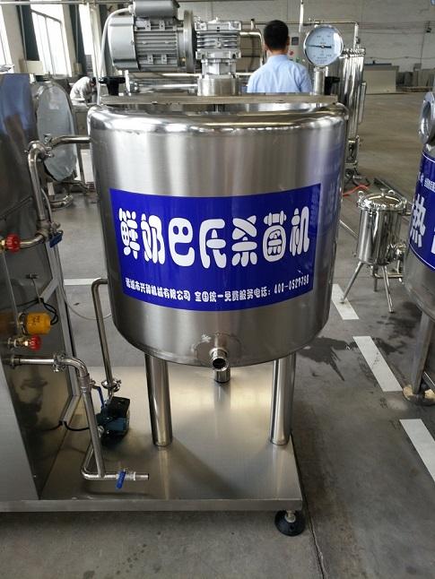 巴氏奶加工设备,牛奶v牛奶生产线,乳品生产线_音叉液位开关图片